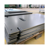 Custom Welding Punching WorkingProducts Parts Precision Metal Powder Coating Aluminum Stainless Stee